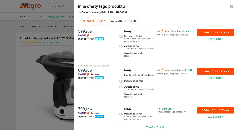 Czy Mozliwe Jest Szybkie Zwiekszenie Sprzedazy Na Allegro Monitoring I Automatyzacja Cen