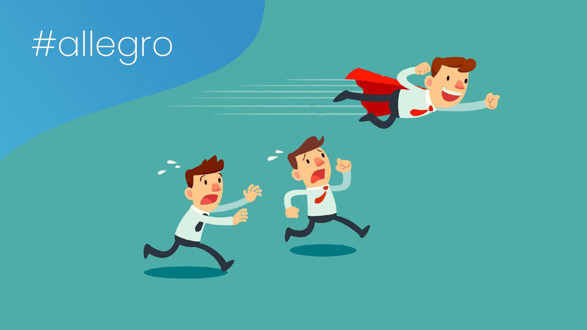 Jak wygrać z konkurencją na Allegro?